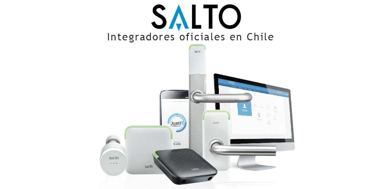 integradores oficiales salto systems en chile