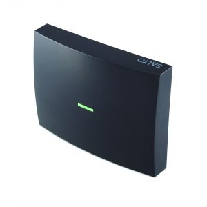 gateway control de accesos wireless salto negro