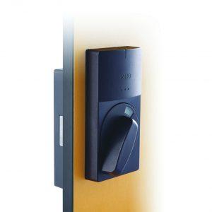 casillero electrónico control de accesos salto