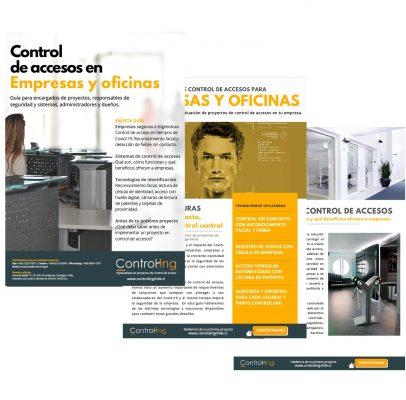 guía de descarga control de acceso empresas y oficinas